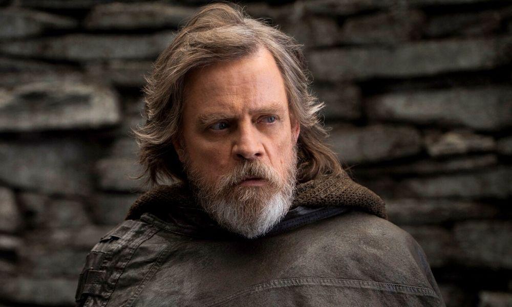 Luke Skywalker elimina a Kylo Ren