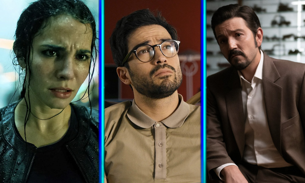 Netflix realizará la tercera temporada de 'Narcos: México'
