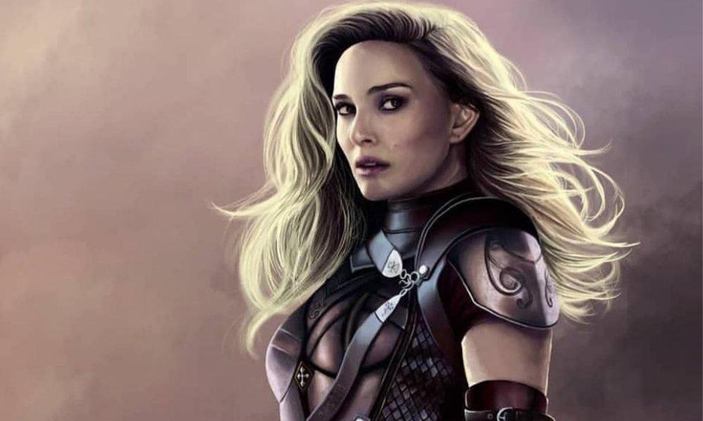 Natalie Portman planea ejercitarse para 'Thor Love and Thunder'