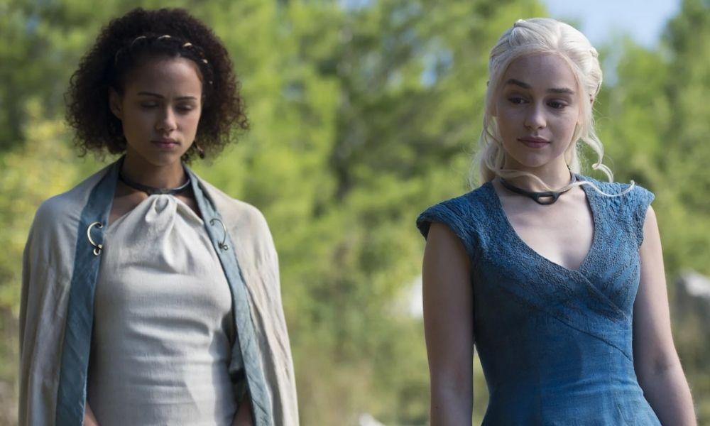 Nathalie Emmanuel habló de incidente en Game of Thrones