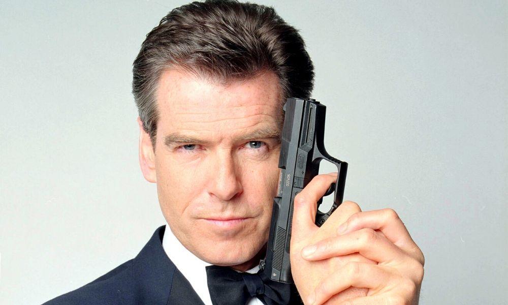 Pierce Brosnan habló de James Bond