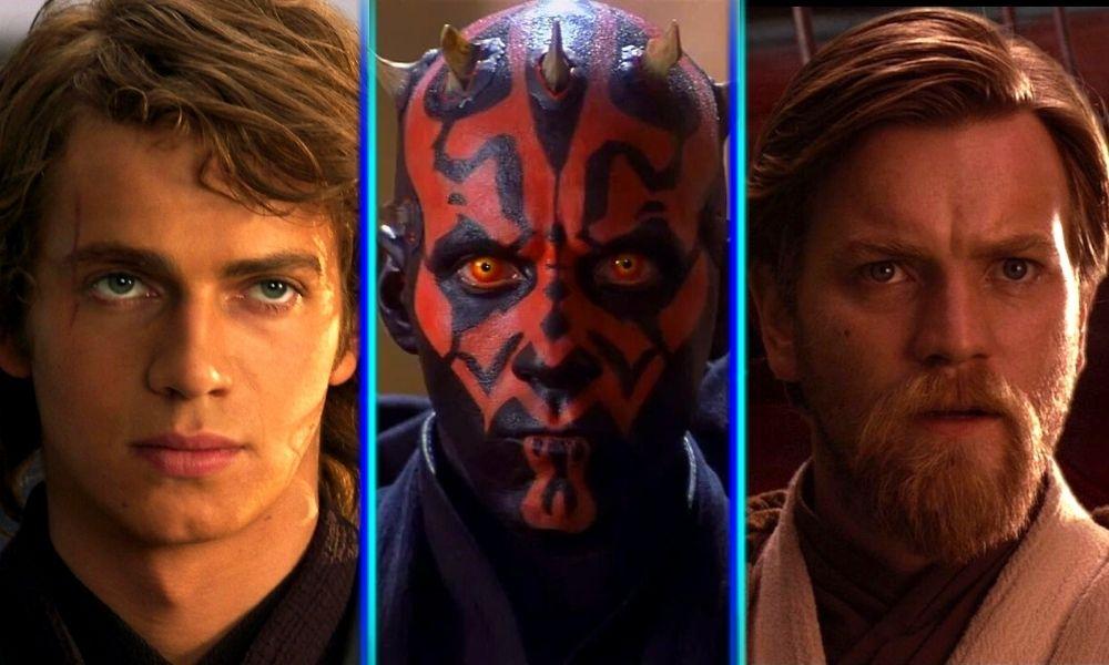 Ray Park quedaría fuera de 'Star Wars'