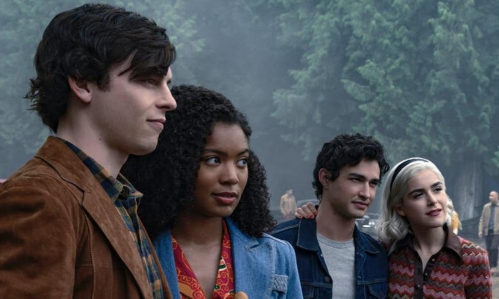 reacción del elenco 'Chilling Adventures of Sabrina' por su cancelación