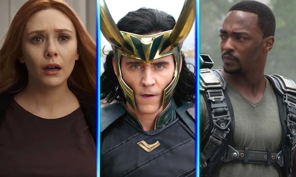 series de Marvel ya aparecen en Disney+