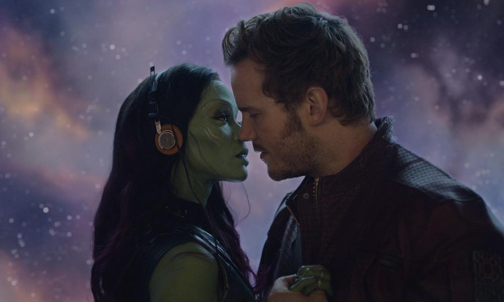 Nuevo romance de Gamora en Guardians of the Galaxy Vol. 3