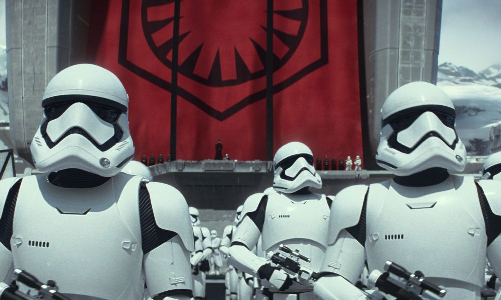 The First Order era socialmente progresiva