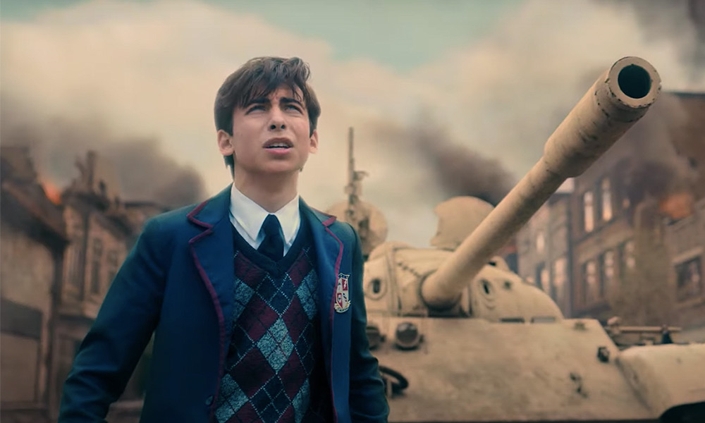 #Video Regresan a Netflix los siete humanos extraordinarios de The Umbrella Academy