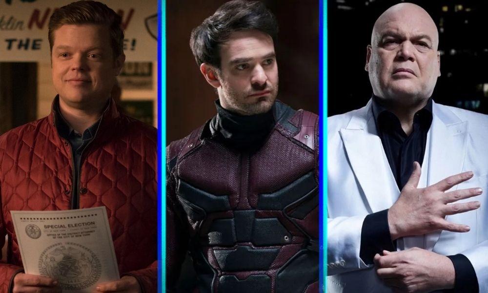 Mejor conocido por haber dado vida a Kingpin en la serie de 'Daredevil', Vincent D'Onofrio ha revelado que quiere estar en 'Star Wars'.