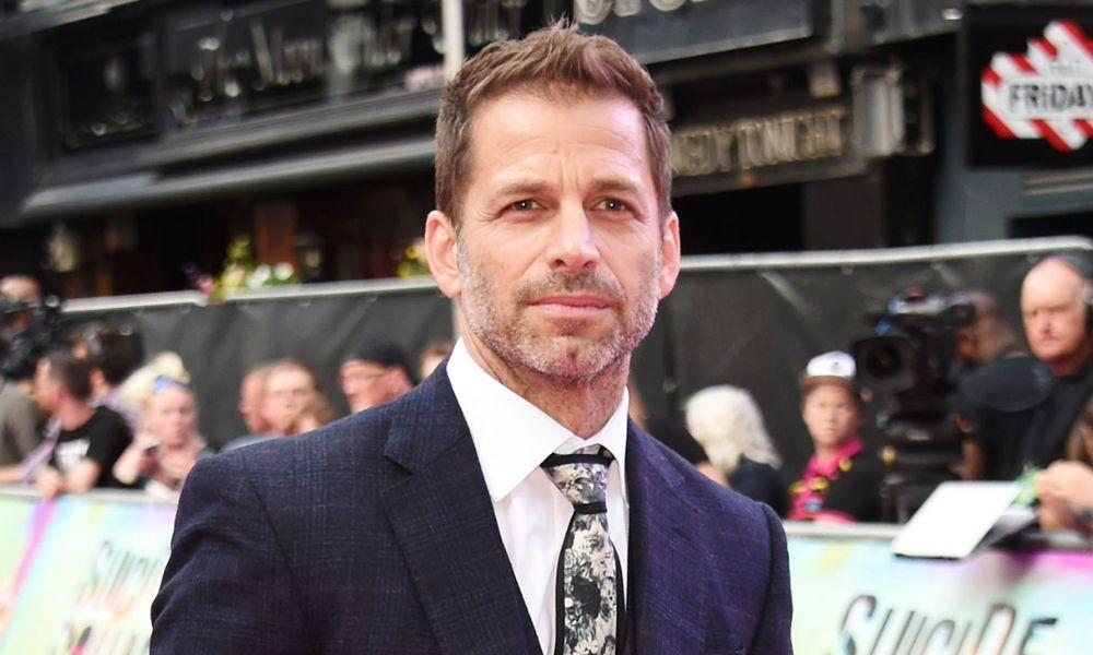 Zack Snyder sin compromisos con 'Zack Snyder's Justice League'.