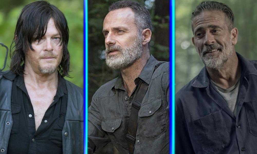 Andrew Lincoln no ha visto 'The Walking Dead'
