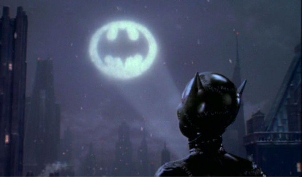 Batman Returns construyó Gotham en los estudios Warner