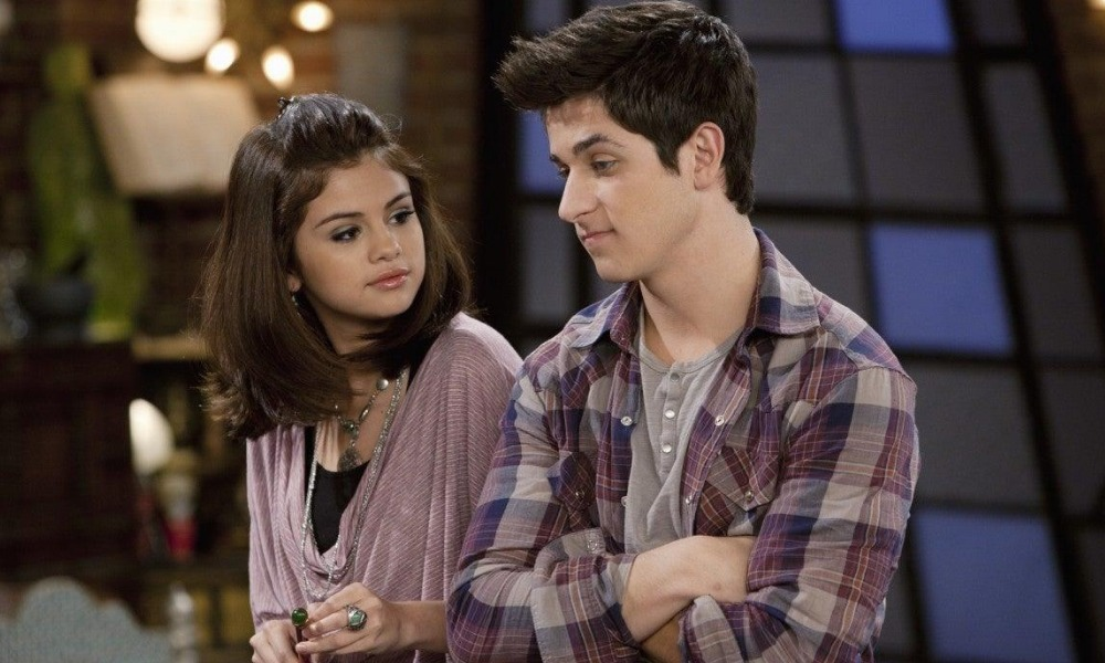 David Henrie y Selena Gómez se reunieron