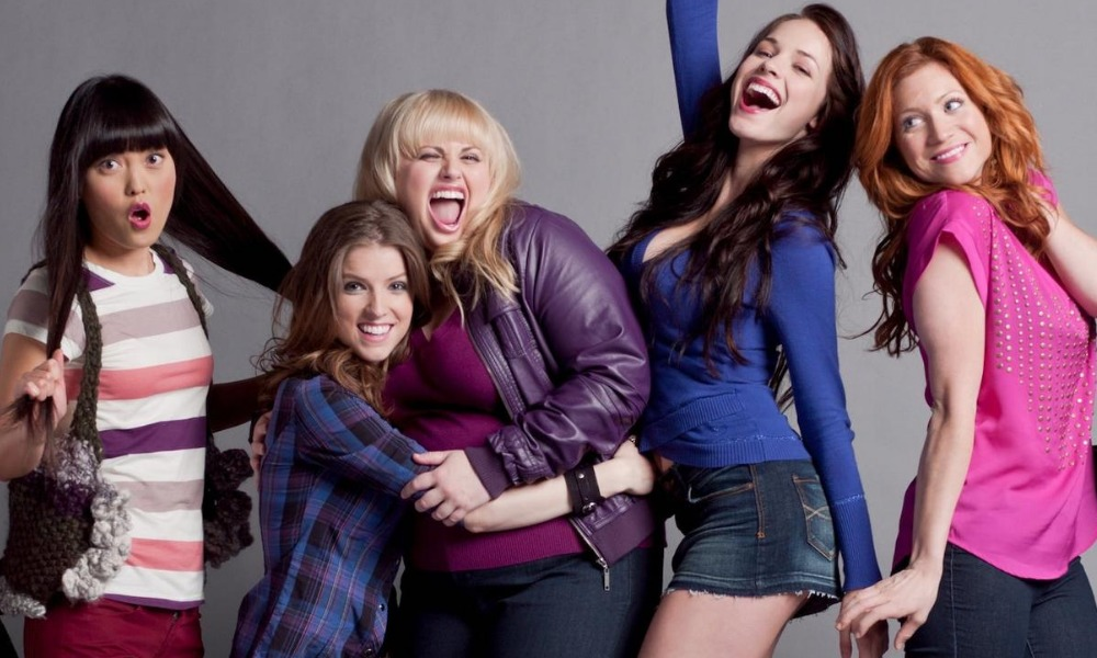 elenco de 'Pitch Perfect' lanzó un nuevo cover