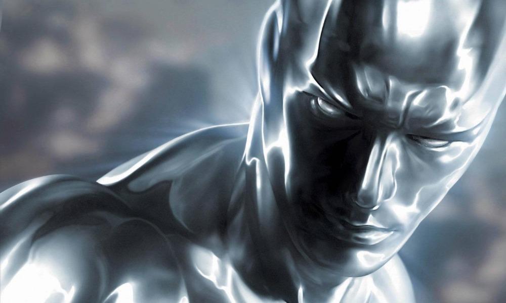 Fan póster de 'Silver Surfer'