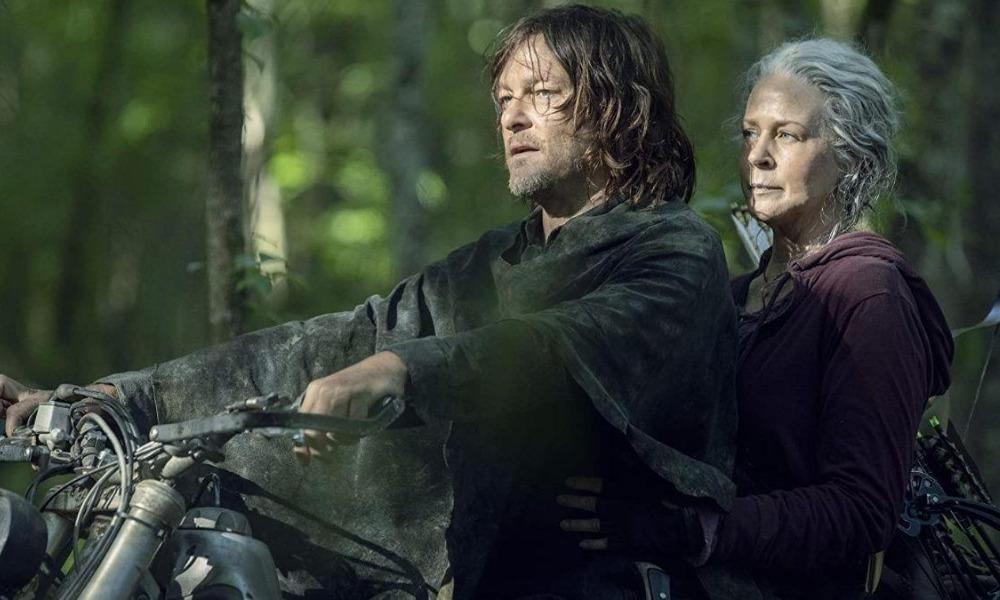 gasolina es un error en 'The Walking Dead'