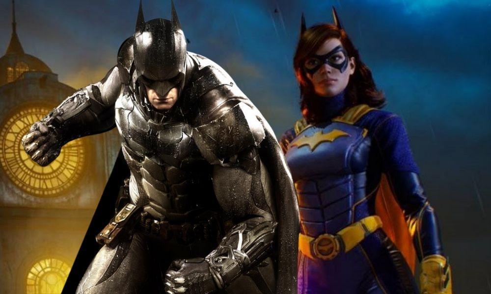 Gotham Knights no es secuela de Arkham Knight