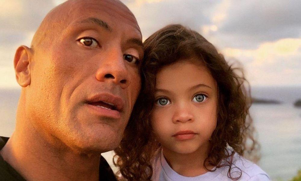 hija de The Rock no cree que protagonizó 'Moana'