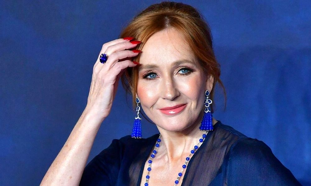 JK Rowling regresó su premio Ripple of Hope