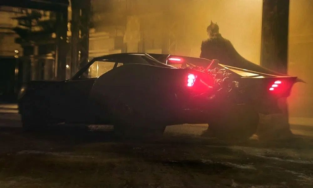 lanzamiento del trailer de The Batman