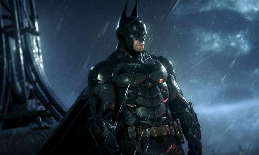 nuevo videojuego de Batman de la saga de Arkham