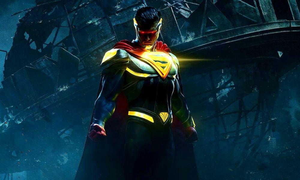 póster de 'Injustice 3'