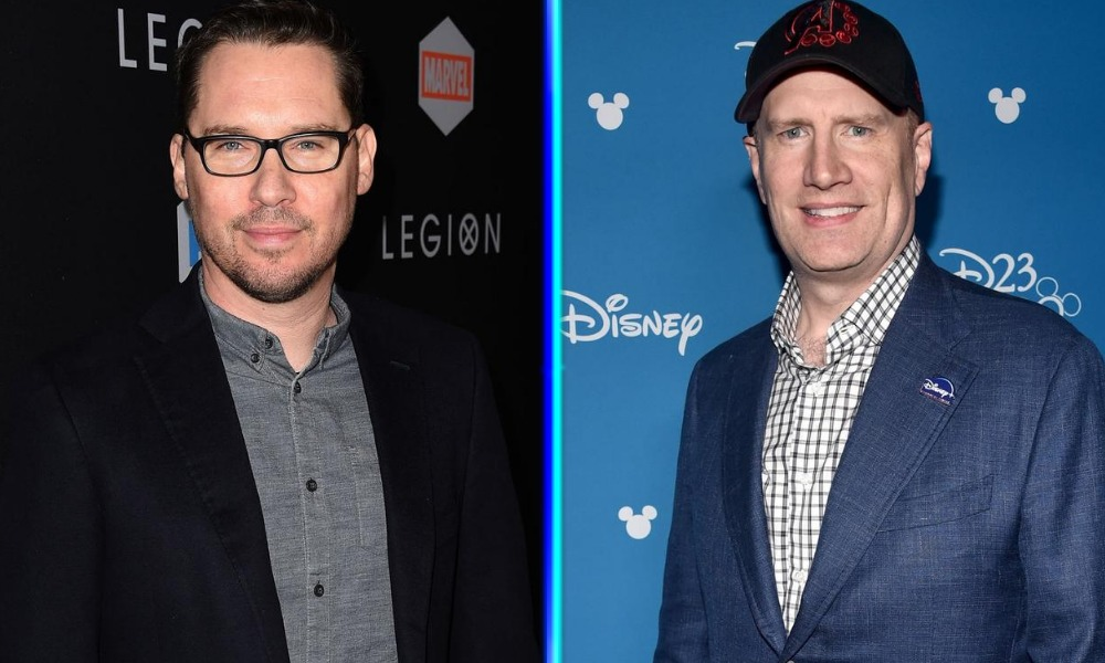 Relación laboral entre Kevin Feige y Bryan Singer
