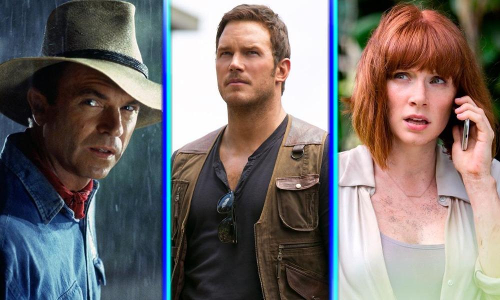 Sam Neill regresará a las grabaciones de 'Jurassic World Dominion'