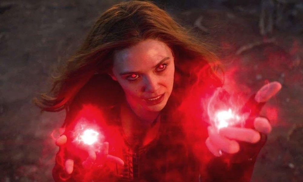 Scarlet Witch el personaje más importante de la Fase 4