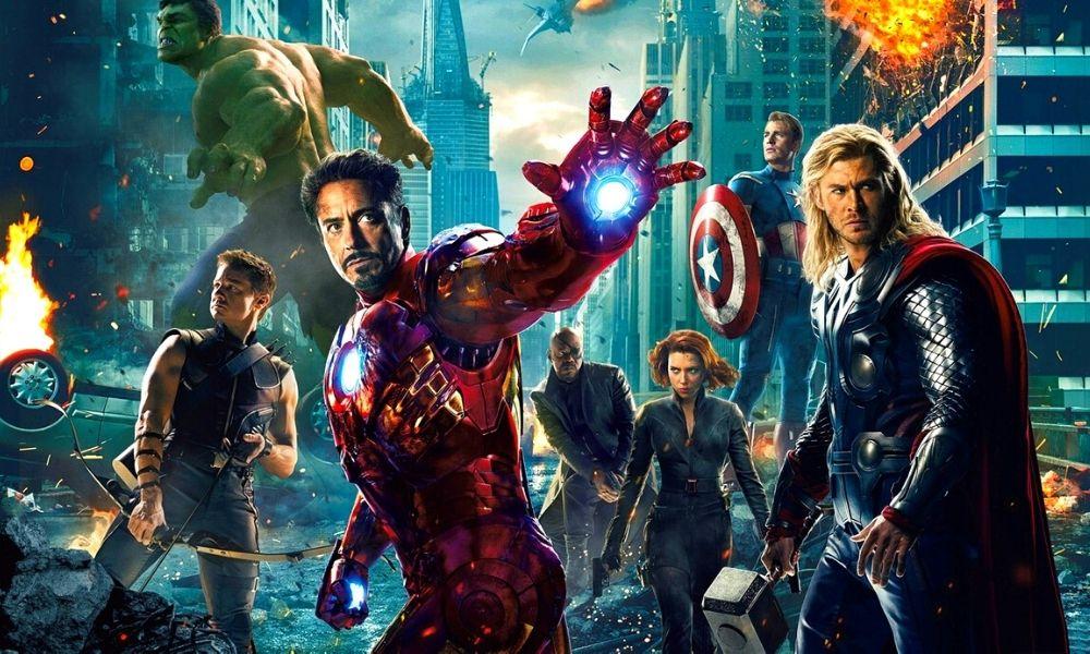 Shang-Chi en 'The Avengers'