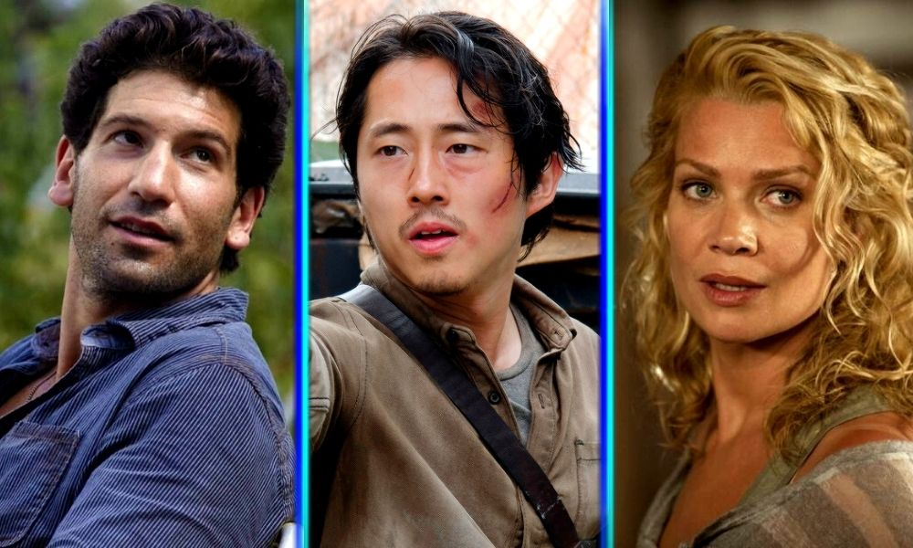 spin-off de Glenn en 'The Walking Dead'spin-off de Glenn en 'The Walking Dead'
