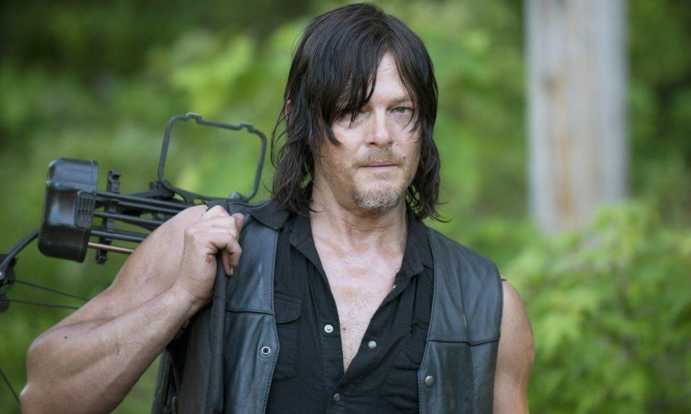 tatuaje de Daryl es un error en the Walking Dead