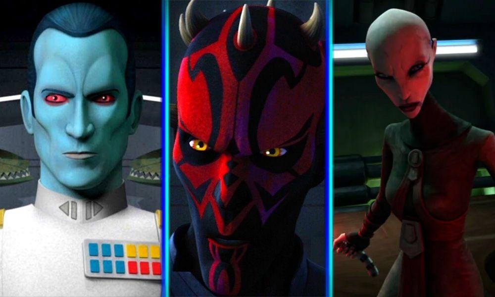 Thrawn sería el nuevo villano de 'Star Wars'