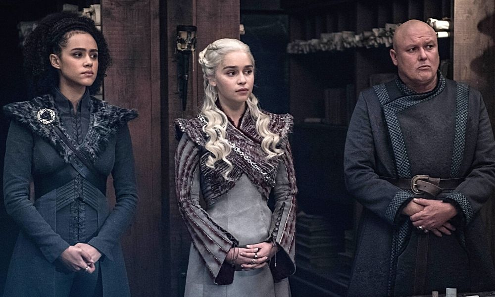 trailer de 'Game of Thrones: Tale of Crows'