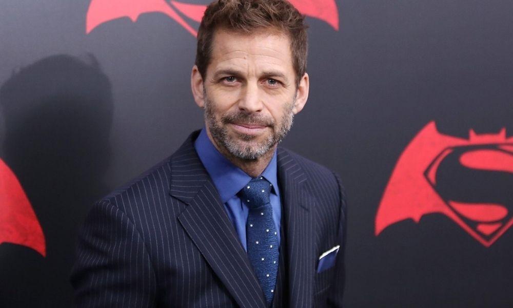 Zack Snyder Snyer Cut DC Comics Steppenwolf