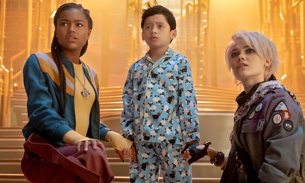 Trailer de A Babysitters Guide to Monster Hunting