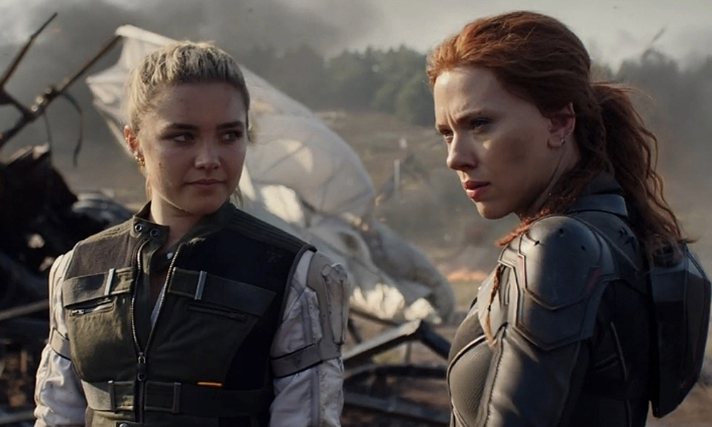 Disney anuncia la carrera virtual de Black Widow