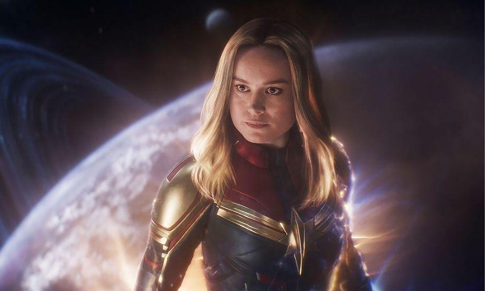 Brie Larson reveló cuántas veces rechazó ser Captain Marvel