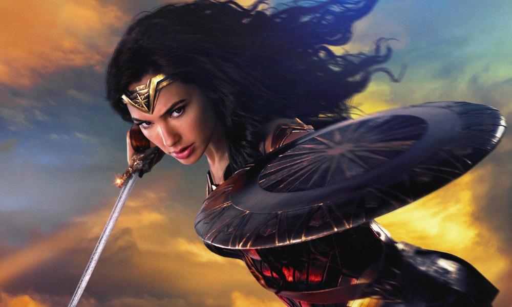 cameo de Wonder Woman en The Flash