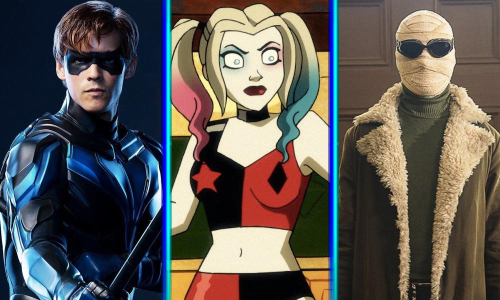 Series de DC Universe estarán en HBO Max