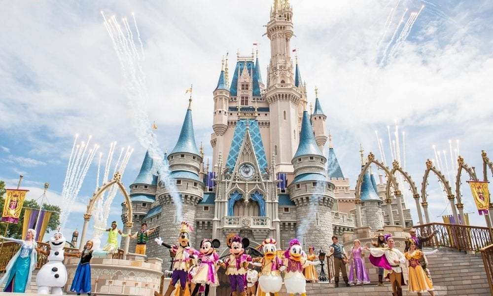 Disney World no respeta los protocolos de salud