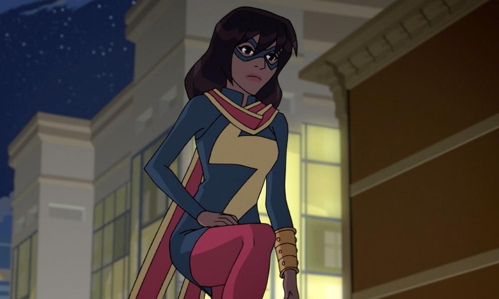 Geraldine Viswanathan no cree ser Ms Marvel