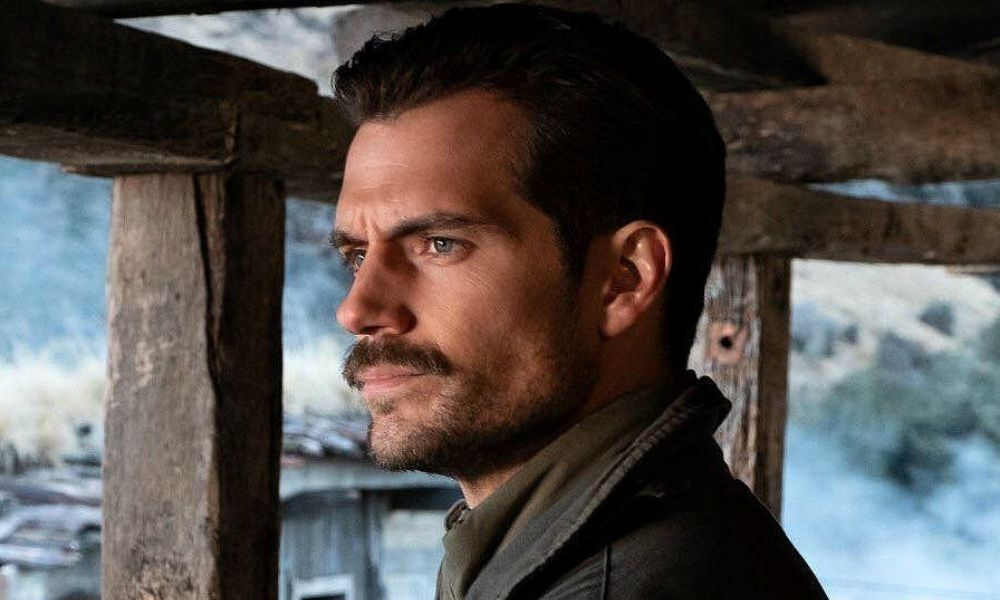 Henry Cavill en 'Mission Impossible'