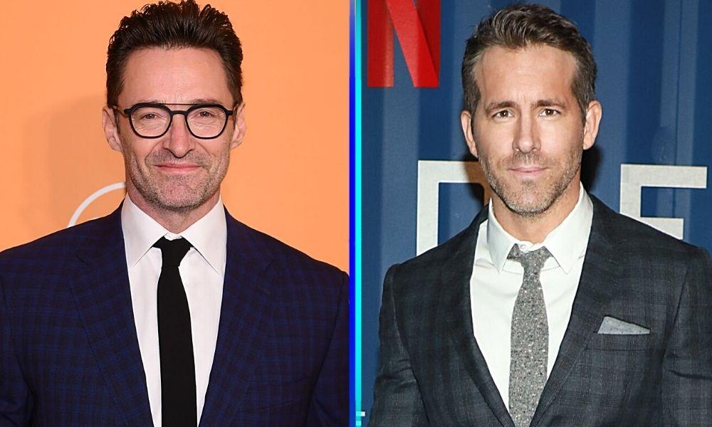 Hugh Jackman acusa a Ryan Reynolds de dañar su imagen