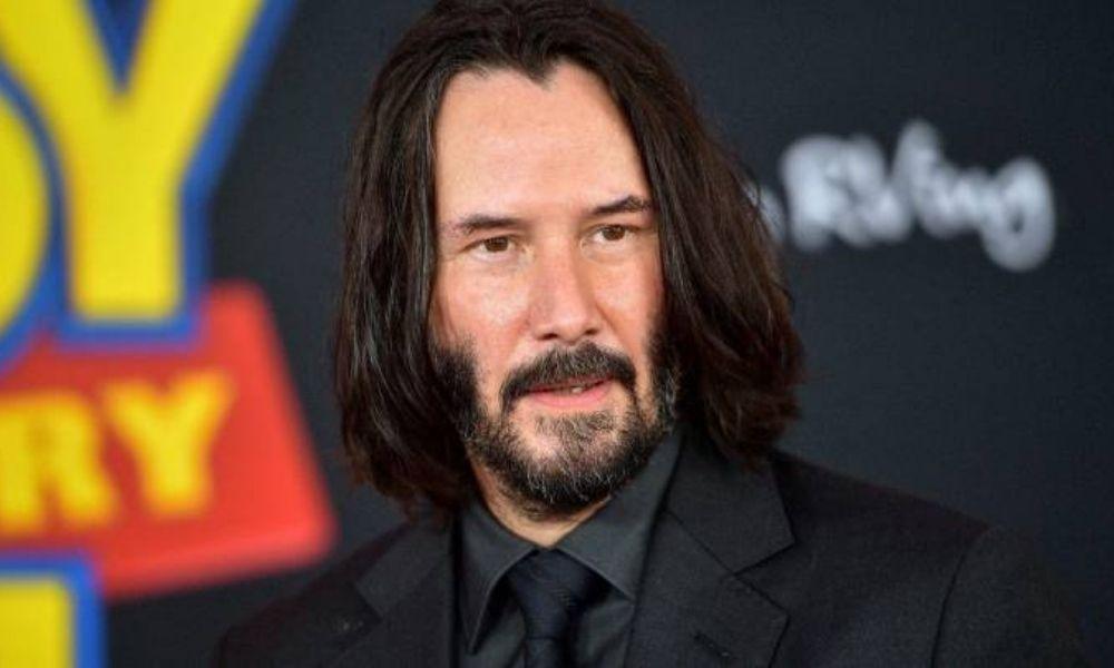 Keanu Reeves adolescente se hizo viral