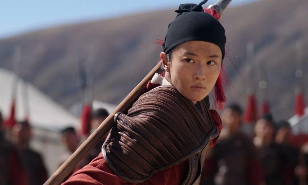 Manifestantes quieren boicotear el live-action de Mulan