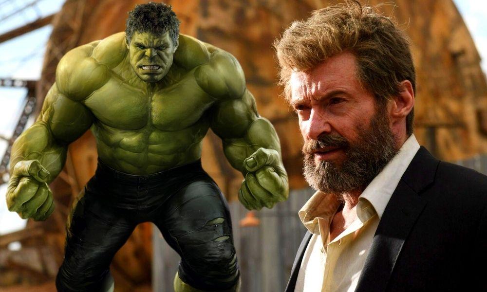 Mark Ruffalo quiere una pelea entre Wolverine y Hulk