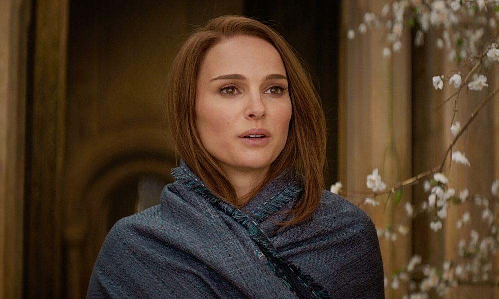 Natalie Portman viajó a Australia para 'Thor: Love and Thunder'