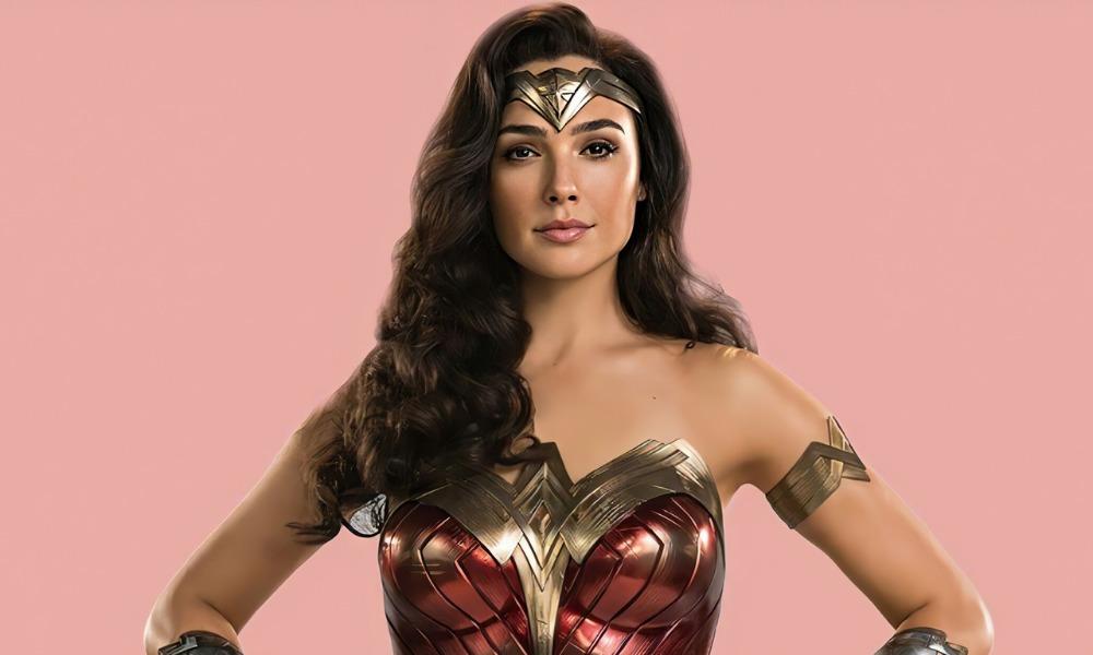Papas edición de 'Wonder Woman 1984'