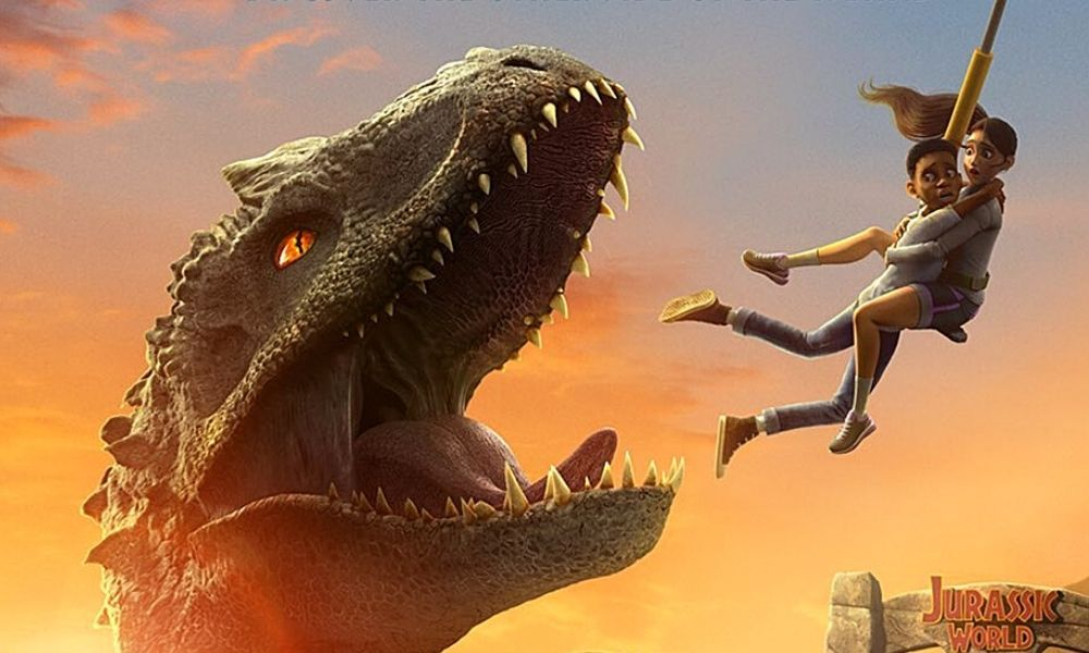 planes de 'Jurassic World Camp Cretaceous 2'