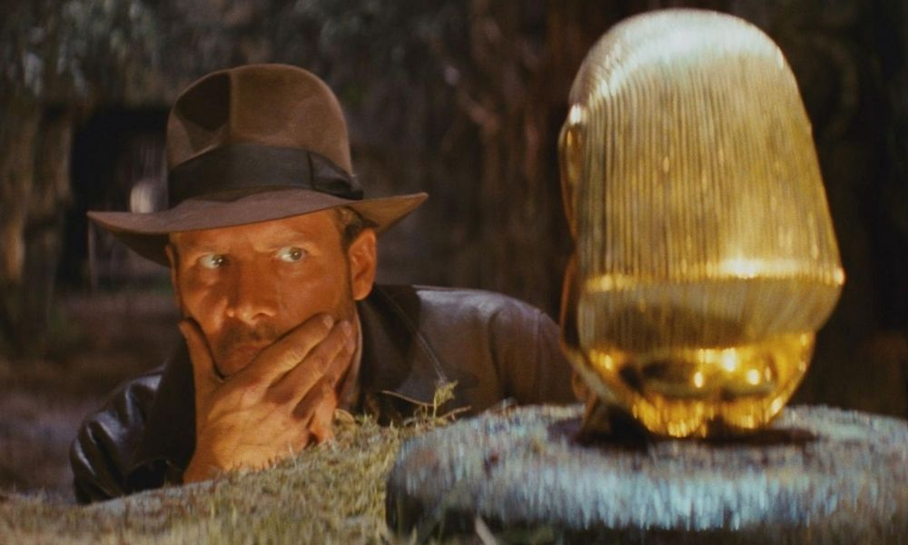 Raiders Of The Lost Ark esta basada en Scrooge McDuck